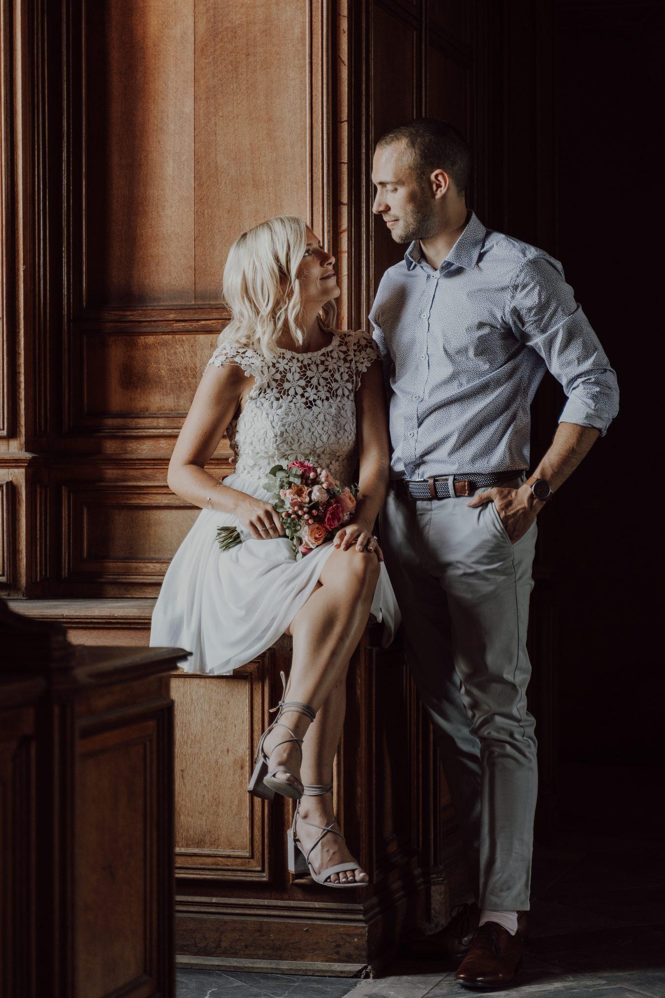 Hochzeitsfoto Schaumburg