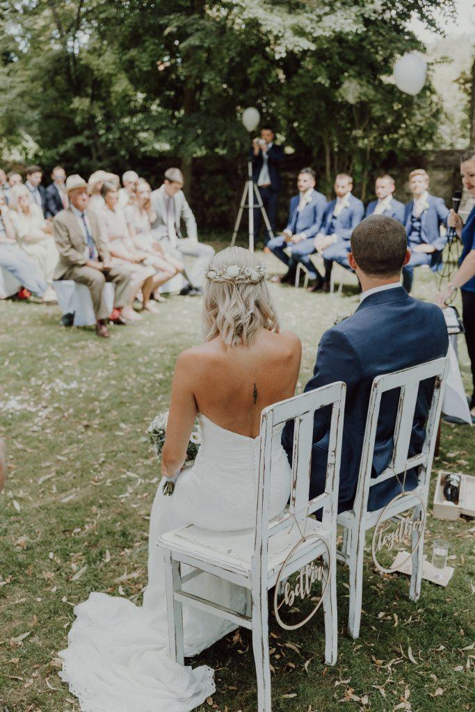 Hochzeitsfoto freie Trauung
