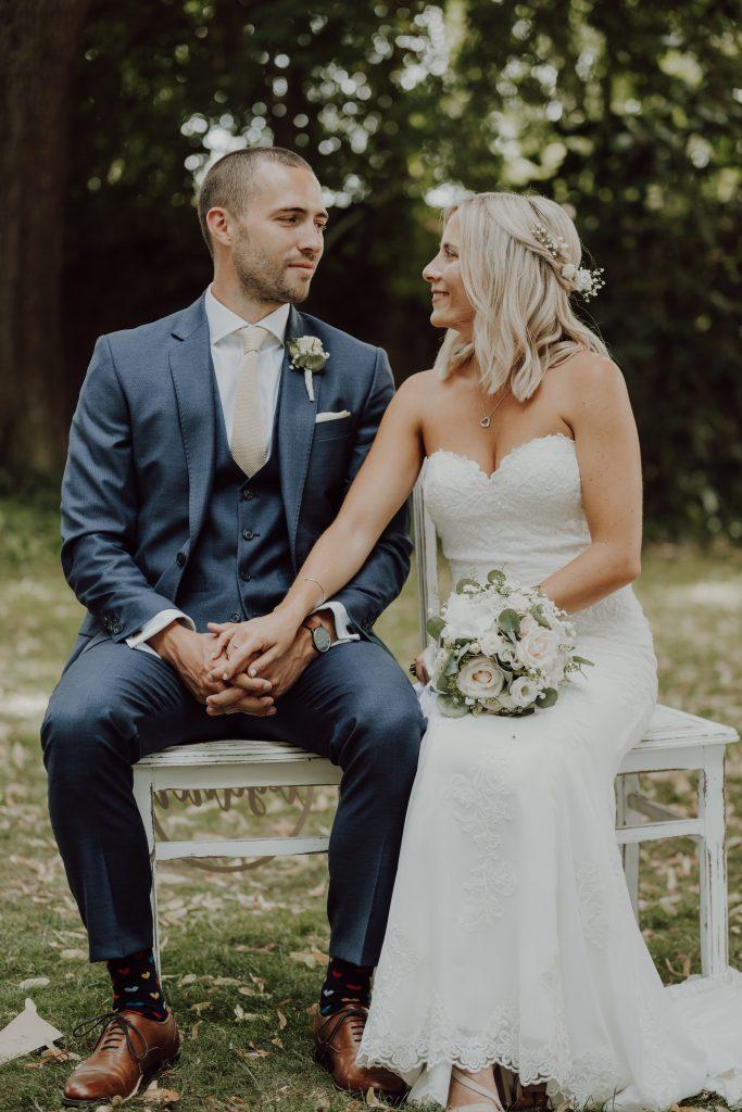 Hochzeitsfoto Trauung